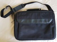 17 INCH LAPTOP BAG / CASE / BRIEFCASE with strap