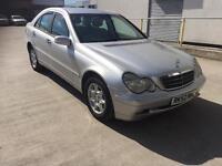 Mercedes benz c180 137k
