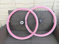 Singlespeed/Fixed Gear Bicycle Wheels
