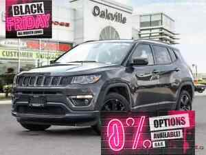 2018 Jeep Compass ALTITUDE | NAV | HEATED SEATS | BLUE-TOOTH |