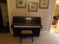 Spencer upright piano