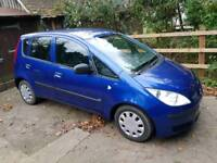 MITSUBISHI COLT CZ1 5 DOOR HATCH 2008