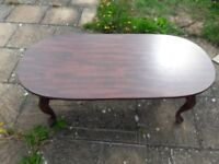 American coffee table ,Made from American Rose wood ..