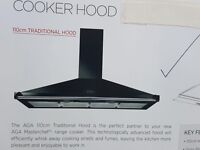 Aga Traditional Double Cooker Hood