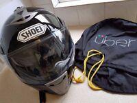 UBER helmet (Shoei REPLICA)