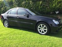 2006 MERCEDES C180 KOMPRESSOR CLASSIC SE***AUTOMATIC***MOT'D TO APRIL 2017***