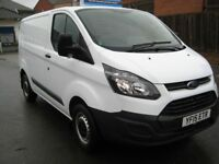 Ford Transit 290 LR P/V 123 BHP One Owner FSH AA Breakdown 35000 Miles