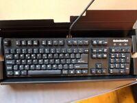 SteelSeries 7G mechanical gaming keyboard