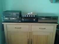 Audio & Stereo Hi Fi System (Dual, Armstrong, Castle)