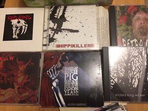 Obscure Rock / Metal CD Grab Bag