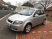 2008 Chevrolet Kalos 1.2 16V SE MOT October 2018