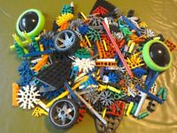 KNEX BITS AND BOBS/SPARES.