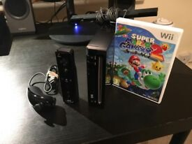 Nintendo WII and Super Mario Galaxy 2