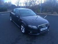 Audi A4 Sline 2010