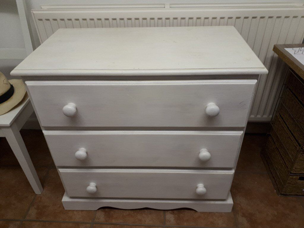 Chest of Drawers - 3 Drawer