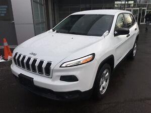2014 Jeep Cherokee SPORT | ONLY31000KMS | UCONNECT | FWD | SAVE$