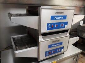 ( SOLD ). Pizza oven Conveyor Belt