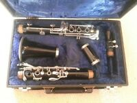 Buffet Crampon Evette Bb Clarinet (B12) REDUCED