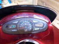 Honda PCX125D (2014) for Sale