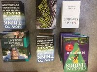 Selection of 29 mostly hard back books