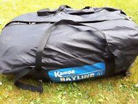 Kampa Hayling 4 camping tent