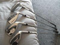 golf clubs 3 Wedges Wilson staff tw9 tour milled 56 Fazer fp20 60 wedge Dunlop tour tp13 64 wedge