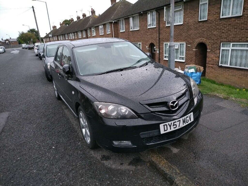 Mazda 3 2 0 diesel 6 speed alloy wheels 2 keys 79K cruise control clean in  and out | in New Cross, London | Gumtree