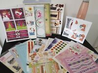 For sale Card making assortment