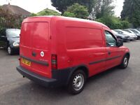 !!!2005REG DIESEL COMBO VAN ///NO VAT///LOTS OF SERVICE TO 94k, READY TO DRIVE!!!