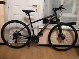 Specialized Crosstrail Sport Hybrid Mountain Bike