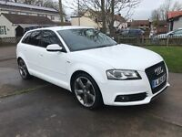 Audi A3 black special edition