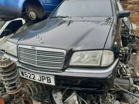 Mercedes c220d 2001 complete engine