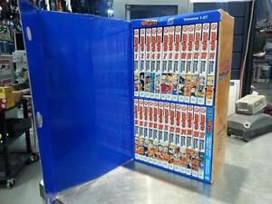 Naruto Volume 1-27 Book Set. We sell used goods. We also carry video games, consoles, and accessories (#43446)