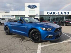 2017 Ford Mustang GT Premium/Performance PkG!!