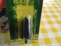 Cone cut drill