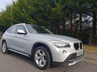 FEBRUARY 2011 BMW X1 2.0 18d SE sDrive 6SPEED FULL SERVICE HISTORY MOT FEBRUARY 2019LUXURY MOTORING
