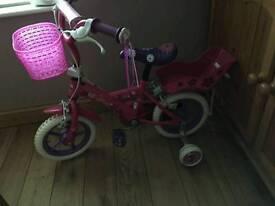 Girls bike like new