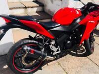Honda cbr 125 rd £1900