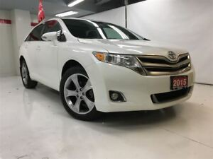 2015 Toyota Venza AWD | btooth | bcam | alloys | V6 | low km