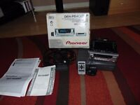 pioneer deh-p8400mp with pioneer cd changer