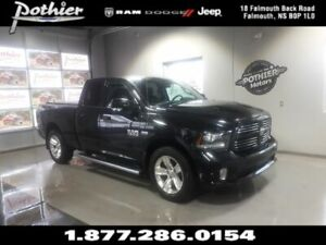 2016 Ram 1500 Sport | EXTENDED WARRANTY | HEATED MIRRORS | REAR