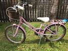 Vintage girls Viking bike