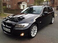 BMW 3 Series 320d SE Touring 10REG PANORAMIC ROOF LEATHERS SEATS FULL SERVICE HISTORY P/X WELCOME