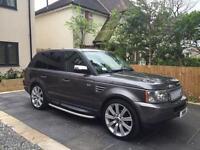 Range Rover sport. 55 plate.
