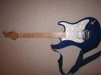 Shine 6 string with Floyd Rose (mint Condition)