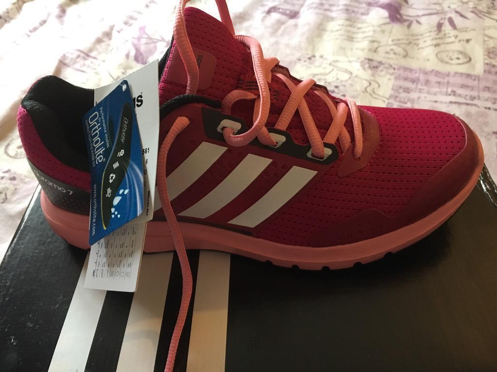Adidas running trainers size 5in Cambridge, CambridgeshireGumtree - Brand new in box womens Adidas duramo running trainers in size 5