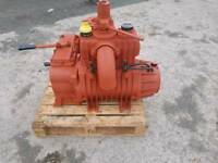 Battioni 12000 litre vacuum pump and sludgigator