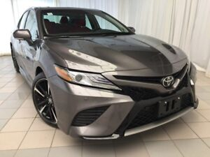 2018 Toyota Camry XSE: FULLY LOADED, LOW KM