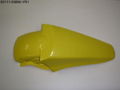 SUZUKI RM80 Kotflügel hinten original 63111-03B60-YR1