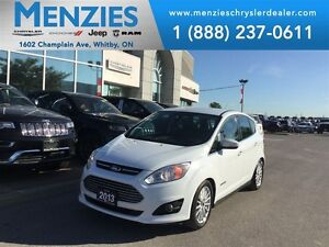 2013 Ford C-Max SEL, Bluetooth, Navi, Leather, Clean Carproof